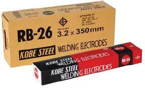 Kawat Las Steel Rb 26 2 6 Mm makmur jaya alat teknik genset baut