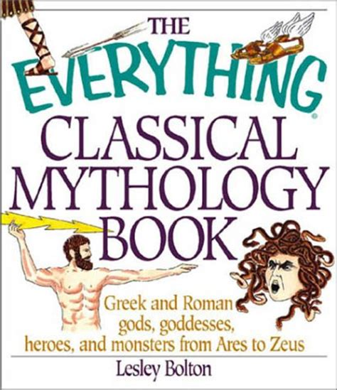 an with god books the everything classical mythology book and
