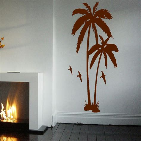 wall painting designs for hall large palm tree hall bedroom wall art mural giant graphic