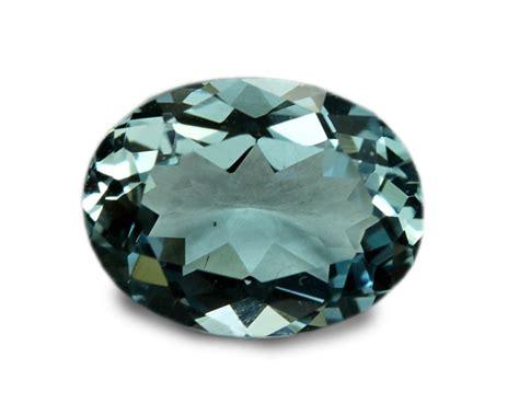 1 06 carats aquamarine gemstone oval ebay