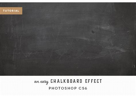 chalk typography tutorial photoshop tutorial how to create a chalkboard effect in photoshop