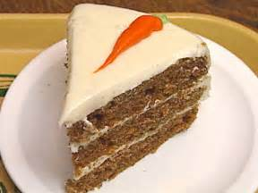 carrot cake recipe recipe food network