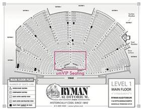 Grand Ole Opry Floor Plan by Ryman Auditorium Seating Chart Related Keywords