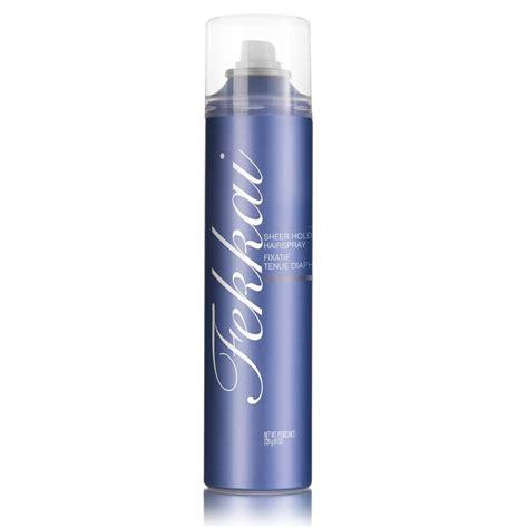 Frederik Fekkai Speed Styling Spray frederic fekkai sheer hold hairspray reviews photos