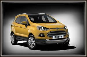 Ford Suv Crossover Ford Suv Crossover 2017 Ototrends Net