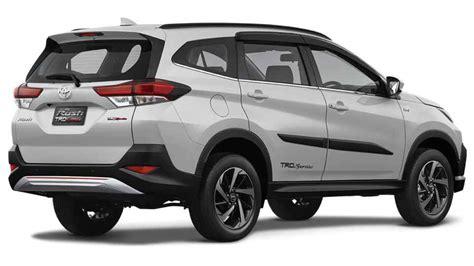 Spoiler Belakang Terios Model Trd 2018 toyota sets its sights on the honda br v auto industry news