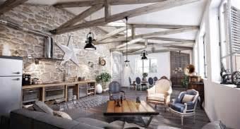 Rustic Glam Bedroom - wohnzimmer im landhausstil rustikale einrichtung ideen