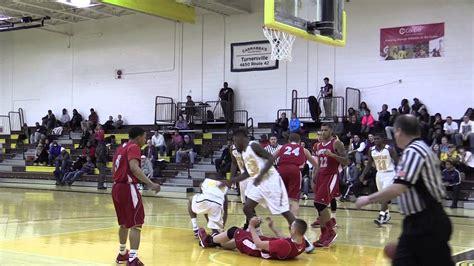 rowan mens basketball  montclair state  youtube