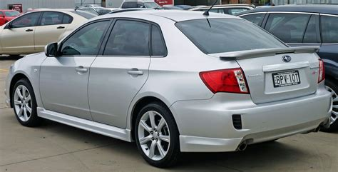 subaru sedan 2010 2010 subaru impreza iii sedan pictures information and