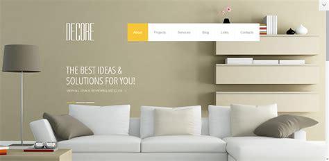 modern interior design furniture wordpress themes