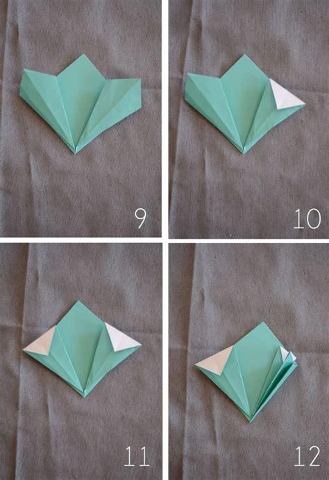 Origami Kusudama Flower Step By Step - diy kusudama origami flowers almalus place