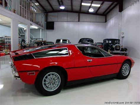 maserati bora for sale car of the day car for sale 1973 maserati bora
