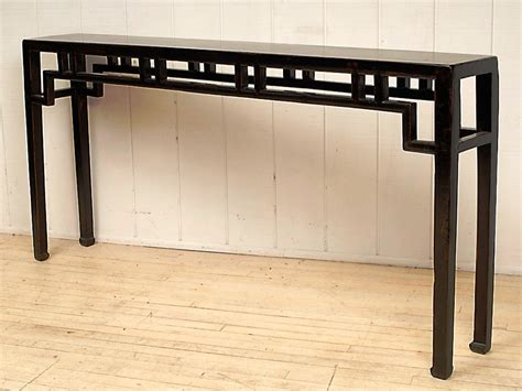 narrow console table best shallow console table homesfeed