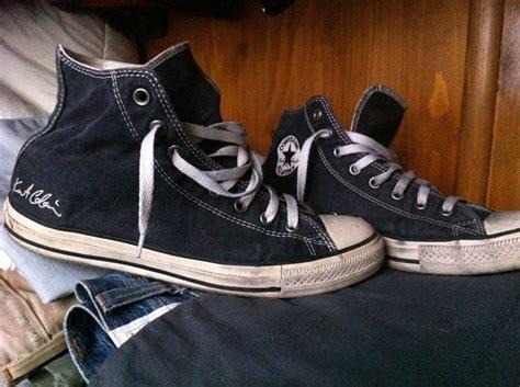 Kurt Cobains Converse Shoe Line by Converse Kurt Cobain Gb S Converse Kurt