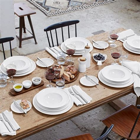 Modern Kitchen Table by Artesano Original Dinner Plate 10 1 2 In Villeroy Amp Boch
