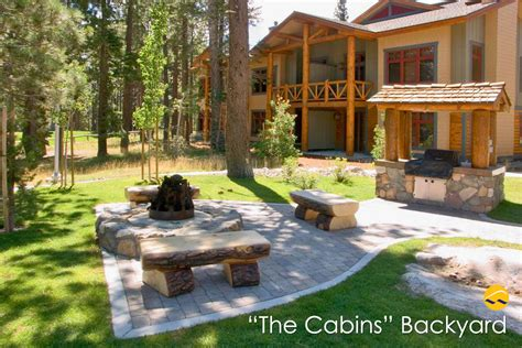 mammoth lakes cabin the cabins at crooked pines mammoth mountain cabin rentals