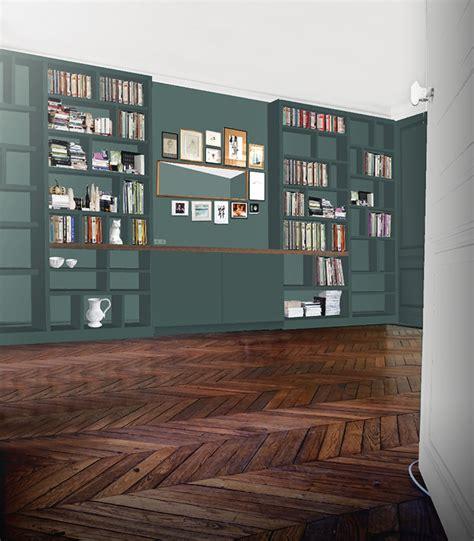 construire une bibliotheque sur mesure 2835 une biblioth 232 que sur mesure lili barbery
