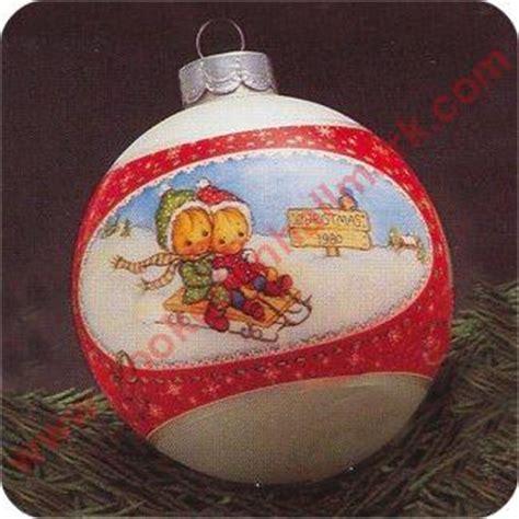 hallmark ornaments 1980 1980 betsey clark 8