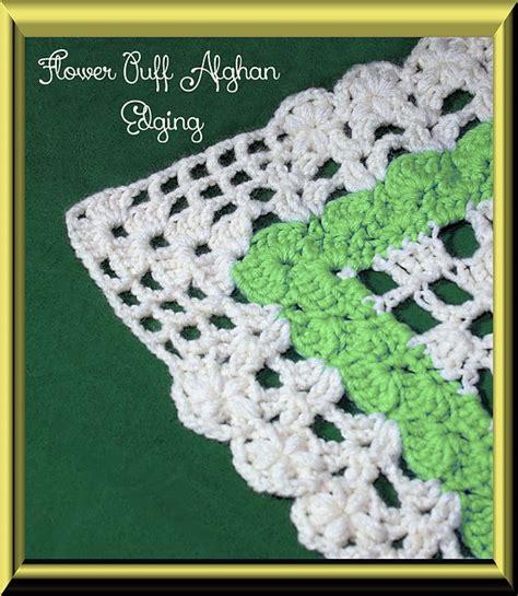 flower pattern edge free pattern 20 beautiful crochet edging patterns