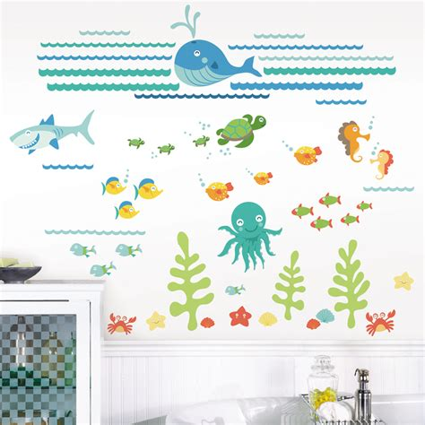 the sea wall stickers the sea wall decals rosenberryrooms