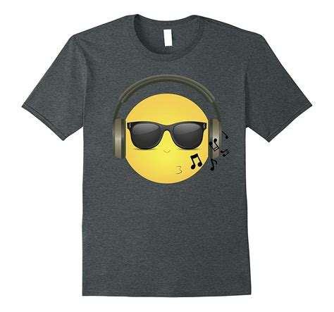 cl on l shades whistling cool emoji with headphones shades cl