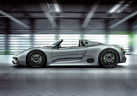 porsche hybrid supercar porsche 918 spyder hybrid the superslice