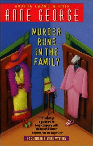 runs in the family books murder runs in the family southern book 3 by