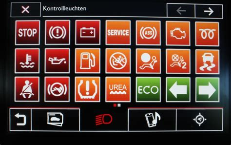 Kontrollleuchten Auto Diesel by Fahrschule Und Ferienfahrschule Pretzer