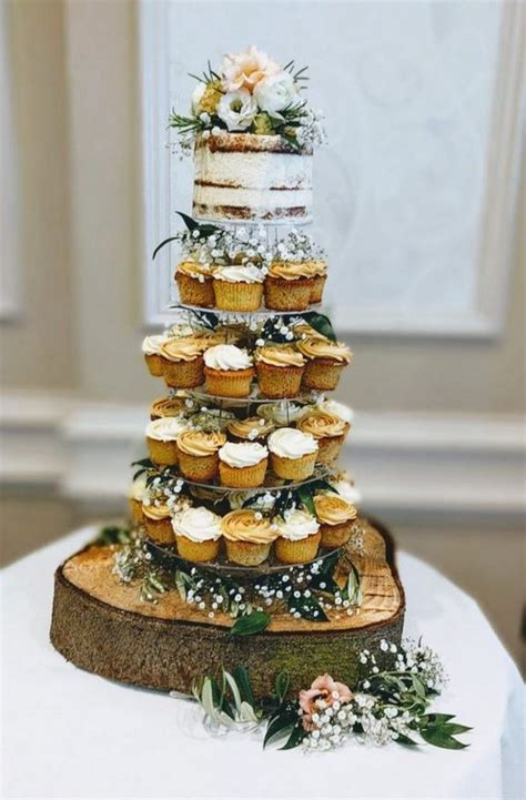 mouthwatering wedding cakes  cupcakes   day