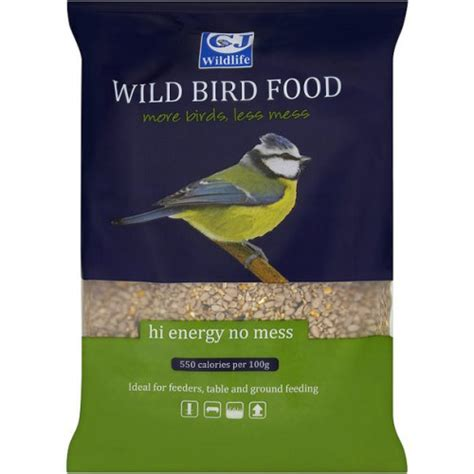cj wildlife hi energy no mess wild bird food from 163 8 28