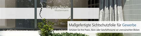 Sichtschutz Fenster Praxis by Sichtschutzfolie Nach Ma 223 F 252 R Praxis B 252 Ro Und Gesch 228 Ft