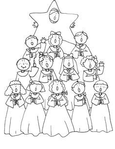 coloring pages angels singing coloring pages printables templates on pinterest disney