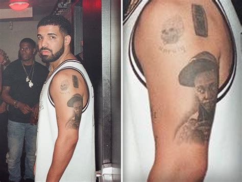 tattoo girl lyrics lil wayne drake s new lil wayne tattoo is old news but weezy