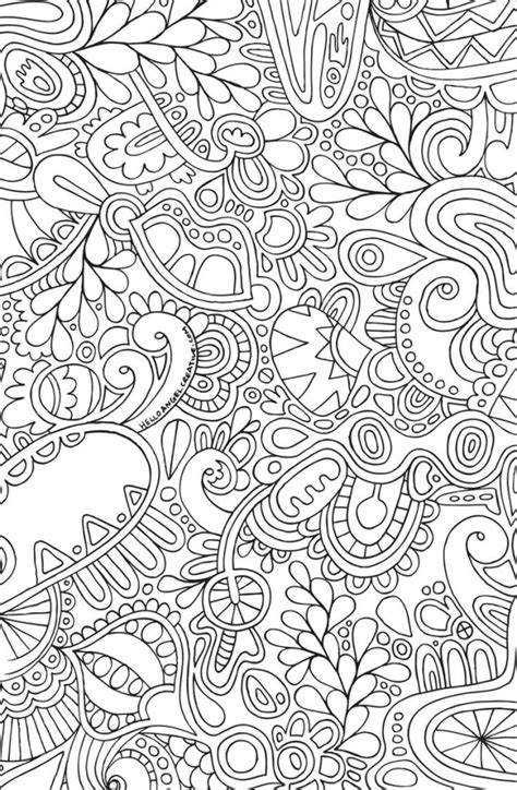 doodle free printables get this printable doodle coloring pages for grown ups