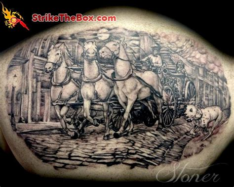 can firefighters have tattoos 17 best images about firefighter tattoos on