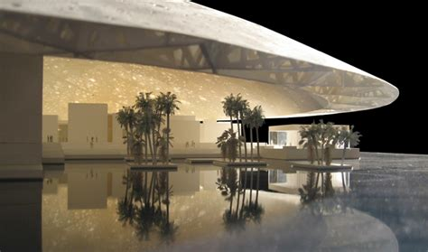 gallery  louvre abu dhabi  jean nouvel completed