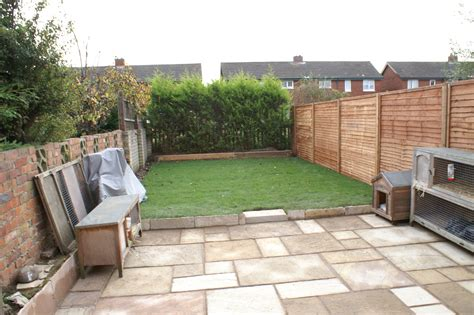 Garden Patio Walls Blackpool Garden Fencing Paving Lawn And Retaining Wall