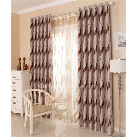 romantic curtains and drapes romantic coffee colored blackout drapes and curtains
