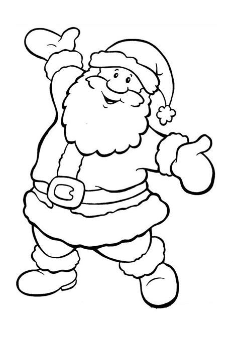dear santa coloring page free coloring pages of dear santa