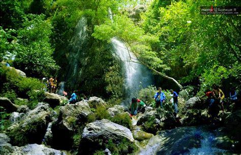 wisata goa  air terjun sri gethuk gunungkidul photoparse