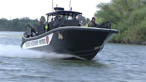 texas boat dps gunboats prepare to patrol border waters