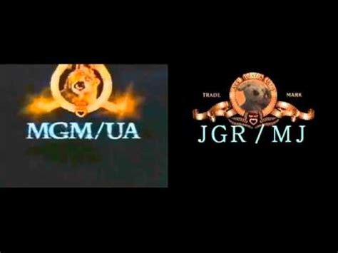 mgm ua home and jgr mj home logo comparison