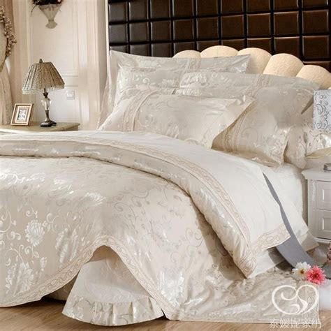 bedding collection luxury bedding in chagne color and queen size comforters bedding sets luxury bedding