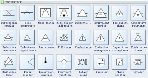 visio engineering shapes visio alternative for electrical engineering edraw