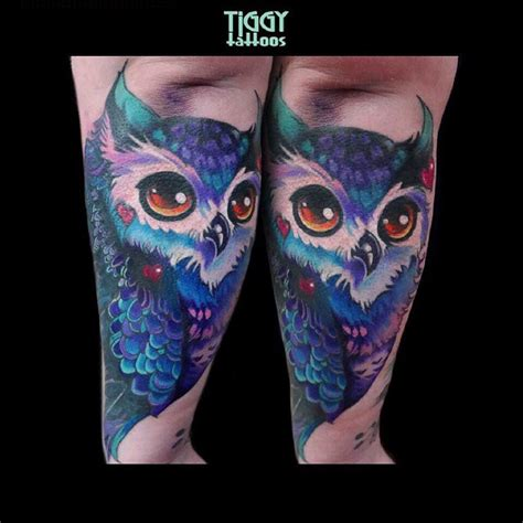 cute owl tattoo best tattoo ideas gallery