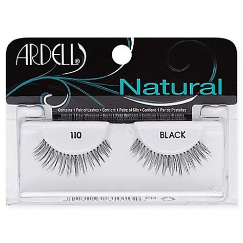 Ardell Fashion Lashes 61010 110 ardell 174 fashion lashes pair in 110 black bed bath beyond