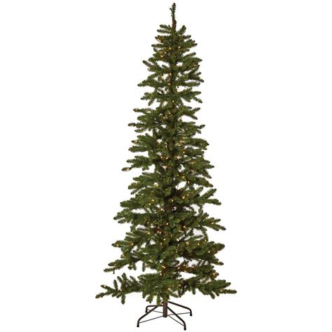 Martha Stewart Living 7 Ft Indoor Pre Lit Kensington Tree Martha Stewart Tree Lights