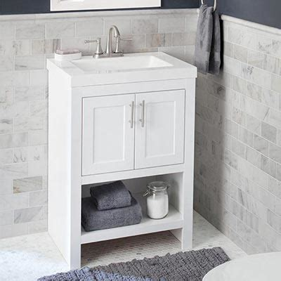shop bathroom vanities vanity cabinets at the home depot
