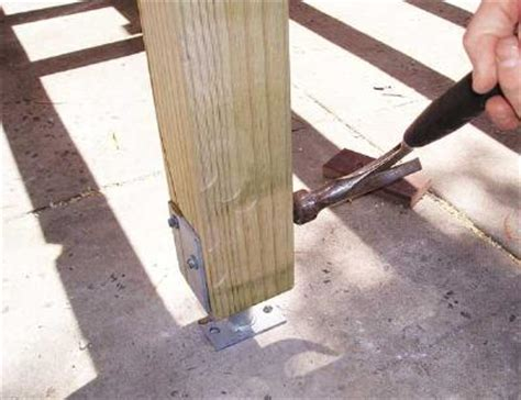 Patio Support Posts by Steel Patio Support Posts Roof How To Calculate Steel