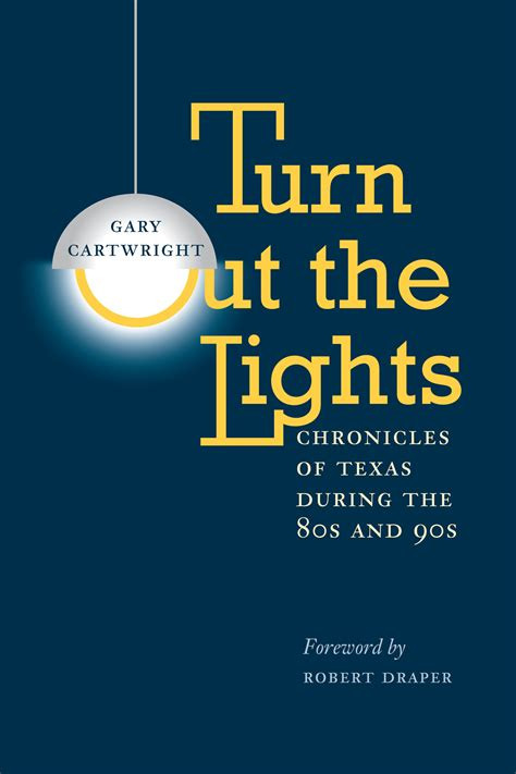 turn out the lights turn out the lights chronicles of during the 80s and